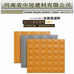 市政盲道砖全瓷盲道砖标准类型L
