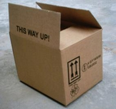 Customized Printed Corrugated Box, Carton Box, Shipping Carton