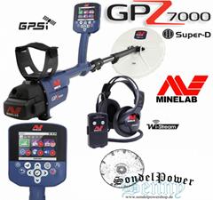 Minelab GPZ 7000 Gold Detector Gold Metal Detector Professional Detector Metal D