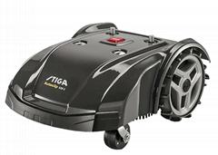 Robotic Lawn Mower Autoclip 528 S STIGA 2600m2