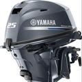 New Yamaha 25HP 4-stroke outboard Motor