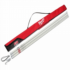 Milwaukee 48224155 9m (30ft) Fish Stick Cable Rod Feeder Combo Kit