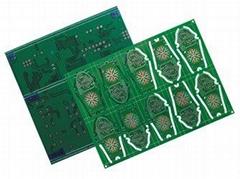 FR-4 Multilayer ENIG PCB service