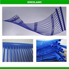 Polypropylene Capillary Tube Mats Radiant Heating & Cooling System