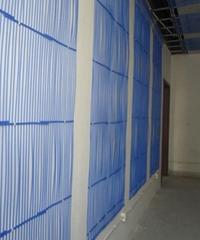 Wall Installed Capillary Tube Mats