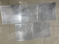 Round Hole Perforated Stainless Steel 304 Plate Length 1m Perforated Mesh Sheet