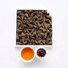 Yunnan red tea pagoda, gift tea, black tea ball, Dianhong black tea