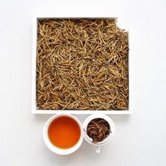 Dianhong black tea, Gold Needle,Honey Fragrance Gold Needle