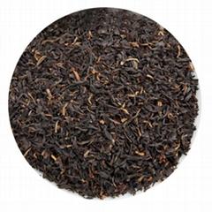 Fanning black tea, Dianhong black tea, CTC