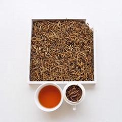 Dianhong, Honey aroma, Gold Bud, Black tea