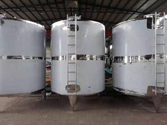 立式不锈钢储罐实地厂家按需供应