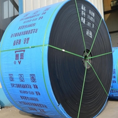 High-quality conveyor belt material rubber belt conveyor heat-resistant convey