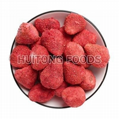 High Nutrition Freeze-dried fruit with a lasting aftertaste