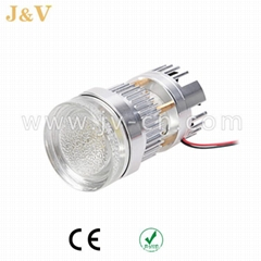 J&V High Temperature Resistant 5W Environmental & Energy Saving BBQ Grill Light