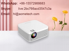 2021 Newest LCD projector 1920*1080p HD cheap LED beamer home cinema