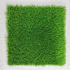 Plastic Natural Green artificial grass for garden decoration