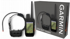 Garmin Alpha 200i/TT 15 Dog Tracking and Training Bundle, Handheld and Collar GP