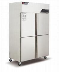 金松冰箱展示櫃四六門冷櫃