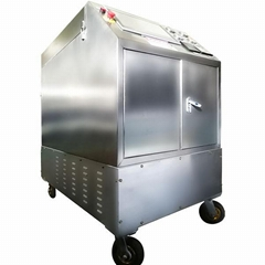 Automatic Slag Discharge High Precision Cutting Fluid Filtration Machine