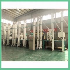 30T Rice Mill Machine