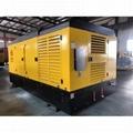 1700/1500CFM Mobile Oil Free Screw Air Compressor