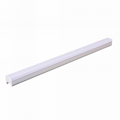 Outdoor linear bar light with seamless connection
