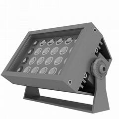 24W Outdoor Waterproof LED Floodlight