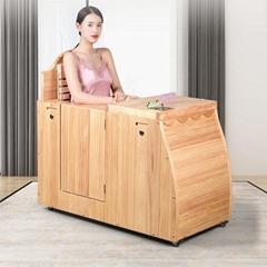 Portable Sauna Barrel