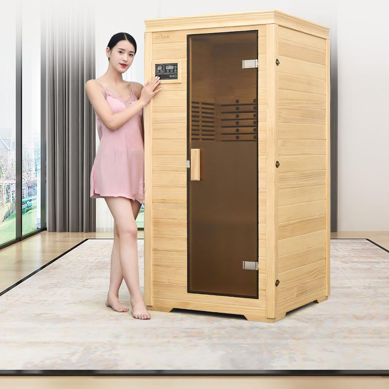 Home Sauna Room 1