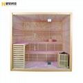 Traditional Sauna Indoor 3