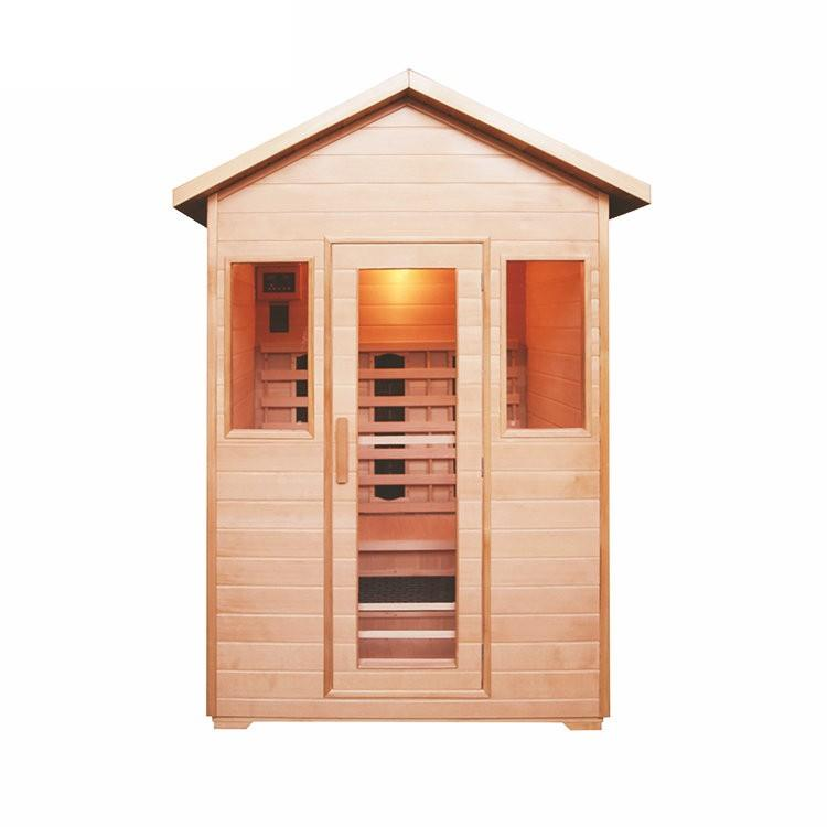 Outdoor Sauna Room 1