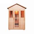 Outdoor Sauna Room
