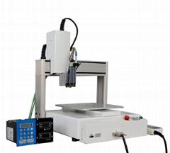 摄像头模组压电(热熔)喷胶机