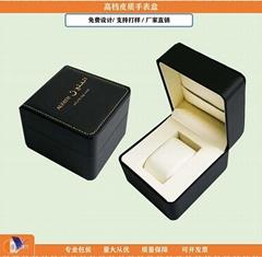 生產訂製PU皮質手錶盒
