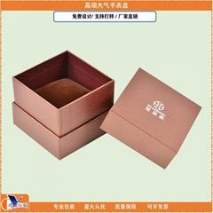 Custom watch box wholesale cardboard paper packaging box for OEM watch box