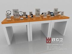 鐵衣衛鈑金定製通訊產品賣場展台