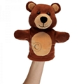 Custom made DIY cute baby Plush Toy Stuffed Animal Hand Puppets for kids adults