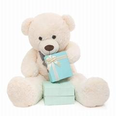 Custom logo Big Teedy Bear Stuffed Animals Giant Teddy Bears Plush Toy wholesale