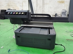 UV printer large flat stone tile glass metal stainless steel tea pot mobile phon