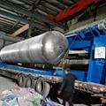 FRP storage tank winding equipment