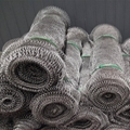 Knotted Types Stainless Steel Wire Rope Mesh AISI304
