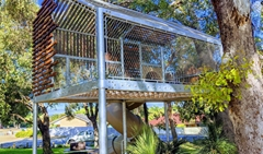 Custom Bird Aviary Enclosure 316 Stainless Steel Wire Rope Mesh Zoo Mesh 3 buyer