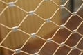 Decorative rope mesh stainless steel 304 316 chain link mesh