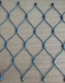 Decorative rope mesh stainless steel 304 316 chain link mesh 8