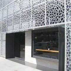 2021 design free sample round hole perforated metal mesh sheet / punching net fo