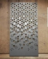 Round End Slot Hole Perforated Metal Screen Sheet for Decorative Furniture Mesh