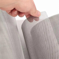 ss 316 stainless steel wire mesh/500 mesh 550 mesh stainless steel wire mesh scr