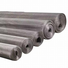dutch woven filter mesh 5 10 20 micron stainless steel wire screen