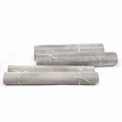 Factory Price Food Grade Filter Mesh/ Micron Stainless Steel Wire Mesh