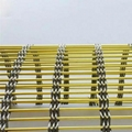 Beautiful and safety decoration expanded metal mesh ceiling wire mesh